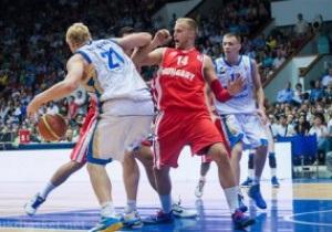 Трудный старт. Украина начинает отбор на Евробаскет с победы