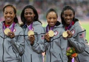 Украине может достаться бронза Олимпиады-2012