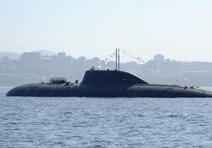 Російський ударний підводний човен декілька тижнів плавав непоміченим біля берегів США