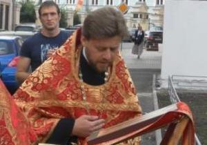 Настоятель московського храму влаштував аварію на спортивному BMW