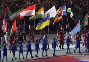 Украинские олимпийцы вернутся на родину 14 августа