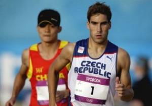 Чех Давид Свобода взял золото Олимпиады-2012 в современном пятиборье
