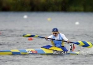 Осипенко-Радомская берет второе серебро Лондона-2012