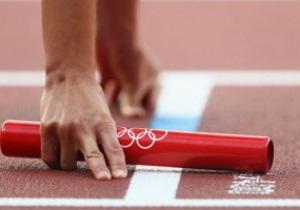 Бег. Украинки выходят в финал эстафеты 4х400 метров