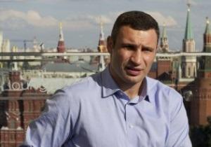 Организаторы: Чарр появится на ринге с танком, а Кличко пролетит над зрителями