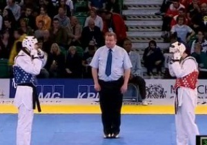 Вой победы. Украинец вышел в четвертьфинал олимпийского турнира по тхэквондо