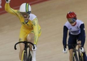 Австралійка Анна Мірс виграла жіночий спринт на велотреку Олімпіади-2012