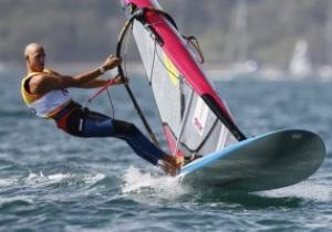 Голландець завойовує золото у вітрильному спорті на Олімпіаді-2012