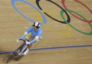 Велосипедистка Любовь Шулика выбыла из борьбы за медали Олимпиады-2012