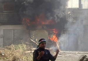 Сирійські повстанці погрожують убити захоплених іранських паломників-шиїтів, якщо армія не припинить обстріли