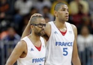 Олимпийский баскетбол. Франция с боями побеждает Нигерию