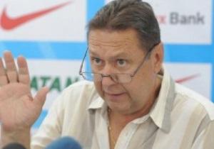 Единственный кандидат в президенты ФФУ рассказал о Премьер-лиге, лимите на легионеров и Коллине