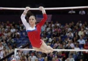 Золотые брусья. Россиянка Алия Мустафина взяла золото Олимпиады-2012
