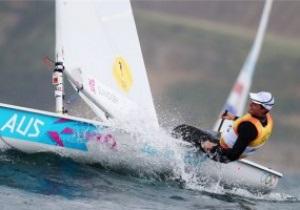 Австралийский яхтсмен взял золото Олимпиады-2012