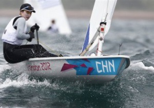 Вітрильний спорт: Китаянка Сюй Ліцзя виграла золото Олімпіади-2012 в класі Laser Radial