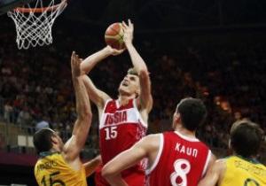 Ліміт везіння. Збірна Росії з баскетболу зазнає першої поразки на Олімпіаді