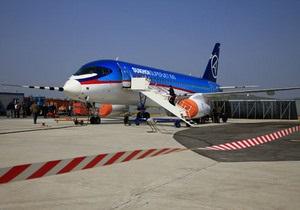 Перший покупець Superjet відмовився від літака