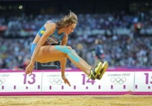 Фотогалерея: Новый успех. Украинка Ольга Саладуха выигрывает бронзу