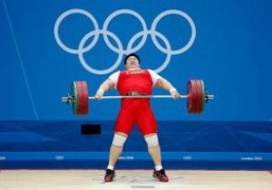 Російська важкоатлетка встановила світовий рекорд у ривку, але завоювала лише срібло Олімпіади