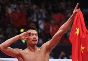 Бадмінтон: китаєць став дворазовим Олімпійським чемпіоном
