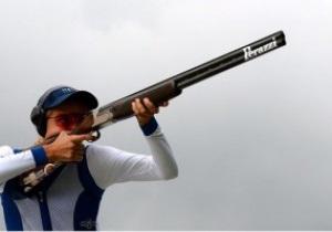 Итальянка Джессика Росси выиграла золото Олимпиады-2012 в стендовой стрельбе