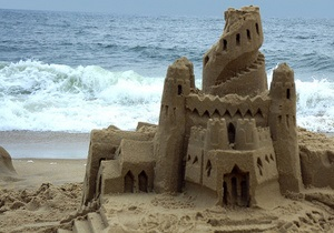 Вчені розкрили таємницю зведення ідеального замку на піску