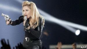 Мадонна у Києві: останні приготування - BBC Україна