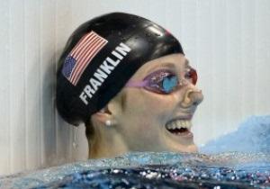 Плавание: американка победила с новым мировым рекордом