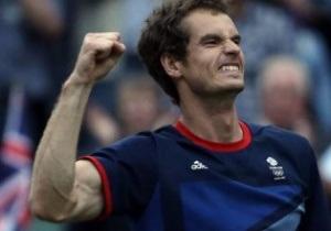 Энди Мюррей победил Новака Джоковича и вышел в финал теннисного тунира Олимпиады-2012