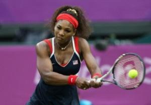 Серена Уильямс победила Викторию Азаренка и вышла в финал женского теннисного турнира Олимпиады-2012