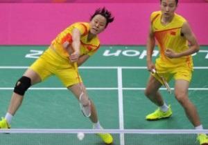 Гражданская война. Китайская смешанная  пара взяла золото Олимпиады в бадминтоне