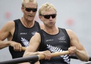 Нова Зеландія завойовує ще одне золото у веслуванні