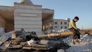 Генасамблея ООН ухвалить резолюцію щодо Сирії
