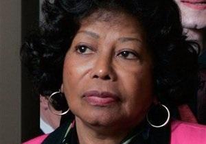 Матері Майкла Джексона повернули право опіки над його дітьми