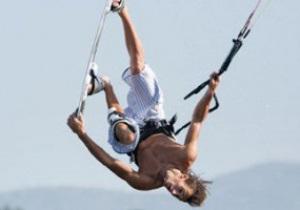Чемпіон світу з кайтбордингу приїде на змагання з екстремальних видів спорту в Криму