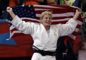 Американская дзюдоистка Харрисон стала олимпийской чемпионкой
