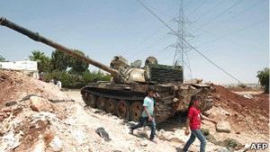 Сирійський конфлікт: повстанці кажуть про десятки страчених у Дамаску