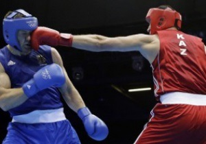 Олимпийский бокс. Казах с украинскими корнями растерзал немца