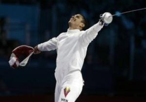 Справжній гасконець. Шпажист з Венесуели взяв золото Олімпіади-2012 в Лондоні