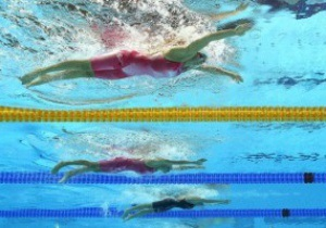 Плавання. Американка Ребекка Соні вийшла у фінал зі світовим рекордом