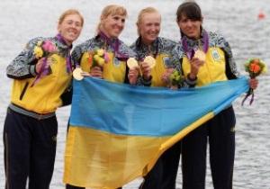 Фотогалерея: Золото Олимпиады №2. Украина побеждает в академической гребле
