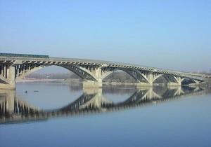 Реконструкція автомобільної частини моста Метро запланована на 2013 рік