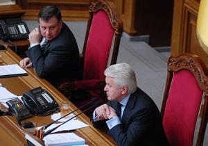 Мовний закон: до суду надійшов позов проти Литвина і Мартинюка