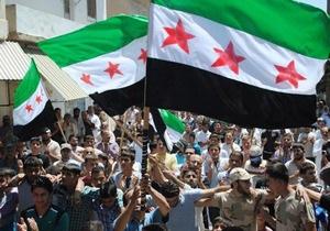 Опозиція Сирії отримала з Туреччини першу партію зенітно-ракетних комплексів