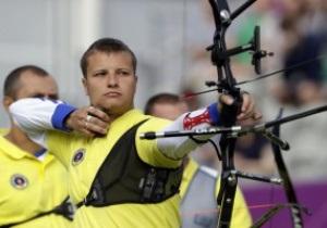 Украинский лучник уверенно победил олимпийского чемпиона Лондона-2012
