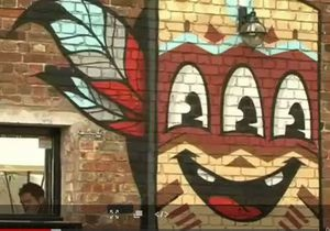 Стріт-арт східного Лондона привернув увагу гостей Олімпіади