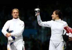Фотогалерея: Укол высшей пробы. Украина завоевала первое золото Олимпиады