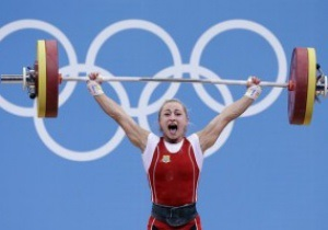 Українська бронзова медалістка Калина: Не змогла повірити у те, що зробила
