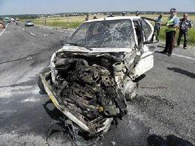 У Волинській області у ДТП потрапило три автомобілі. Є постраждалі, серед них – діти
