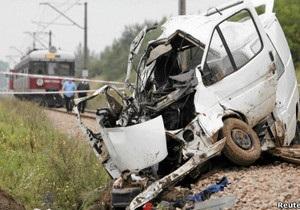 Кількість жертв аварії в Польщі зросла до дев ятьох